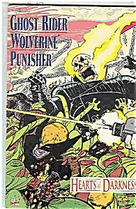 Ghost Rider/Wolverine/Punisher: Hearts of Darkness (Marvel comics) - Book  of the Punisher