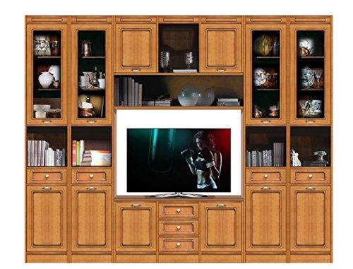 Arteferretto Composition modulaire pour Salon 275x220 cm, Montage Facile