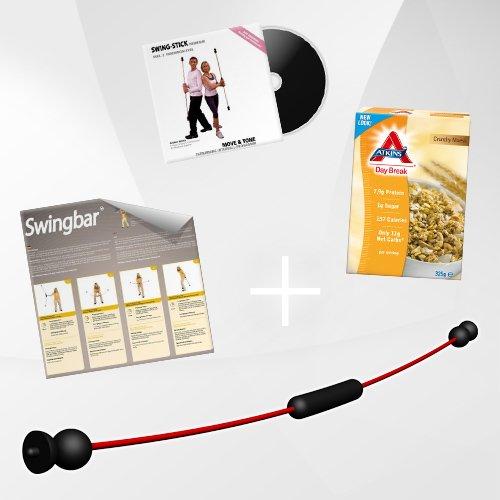 NEU Swing Stick PREMIUM mit 2 Schwierigkeitsstufen, Made in Germany inkl. DVD