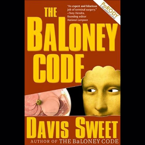 The BaLoney Code audiobook cover art