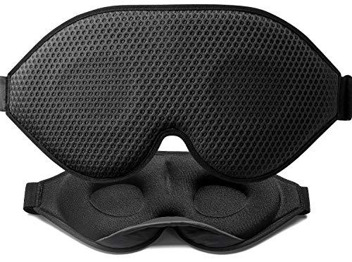 Unimi Sleep Mask 3D Contoured Cup, …