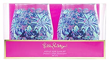 Best lilly pulitzer wine glasses Reviews