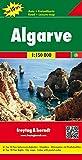 Algarve, Autokarte 1:150.000, Top 10 Tips: Top 10 Tipps Sehenswürdigkeiten. Citypläne. Ortsregister mit Postleitzahlen (freytag & berndt Auto + Freizeitkarten)