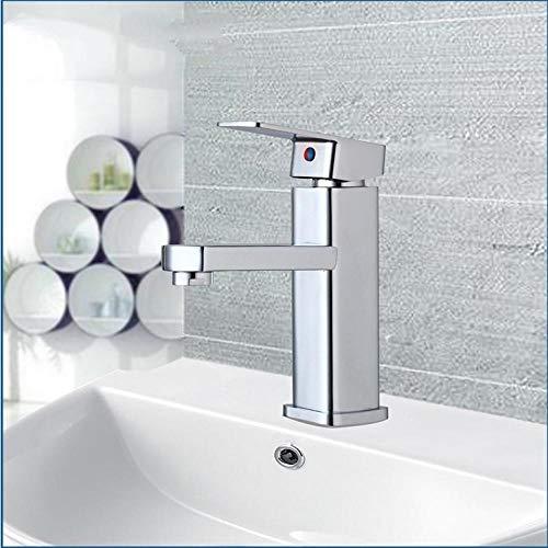 superljl Neue Ankunft Bad Wasserhahn Mischbatterie Für Waschbecken Waschtischarmatur Wasserhahn Finish Chrom Badarmaturen Deck Montieren