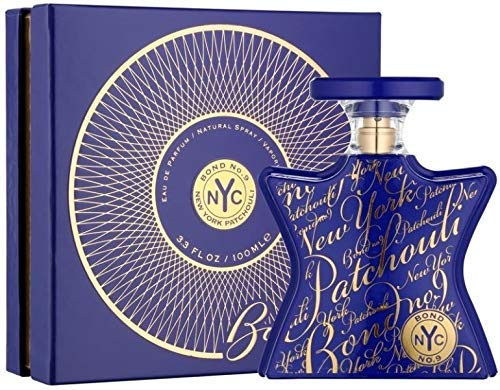 Bond No. 9 New York Patchouli EDP 50ml Made in USA + 3 Niche Samples - Free