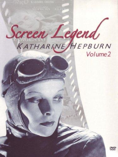 Screen legend - Katharine HepburnVolume02 [3 DVDs] [IT Import]