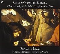Cyrano De Bergerac-L'a Monde ou Les Estats & Empires de la Lune