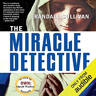 The Miracle Detective cover art