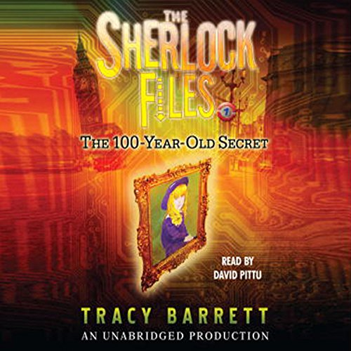 The 100-Year-Old Secret audiobook cover art