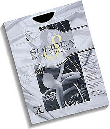 Solidea Naomi 70 Collant, Nero, Taglia 4 - 105 ml