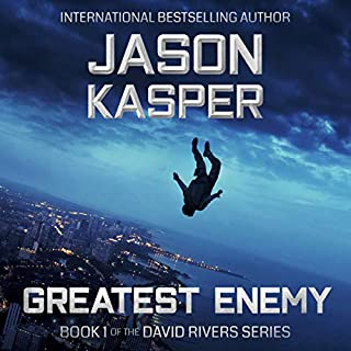 Greatest Enemy audiobook cover art