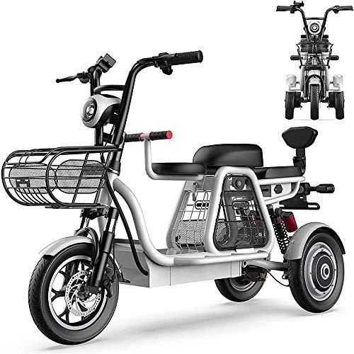 Bicicletas Eléctricas, Bicicletas eléctricas for Adultos 12 '' con 48V de litio...