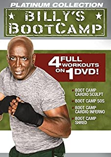 Billy Blanks: Platinum Collection Bootcamp by Billy Blanks