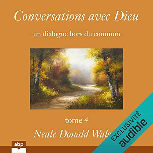 Couverture de Conversations avec Dieu