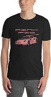 2018 Pink Pig Retro Le Mans Race Car T-Shirt
