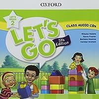 Let's Begin: Level 2: Class Audio CDs