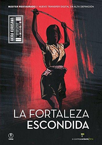 La Fortaleza Escondida (VOSE) [Blu-ray]