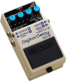 BOSS Electric Guitar Single Effect (DD-8)