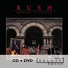 Moving Pictures Audio