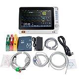 10' Monitor Multi-parametro,Monitor dentistico digitale con configurazione standard, TFT ad alta risoluzione di coloredisplay automatico.allarme acustico e luminoso