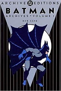 Batman Archives, Vol. 1 (DC Archive Editions)