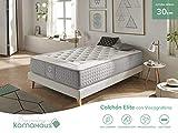 Dreaming Kamahaus Elite Colchón, con Viscografeno-Soft, 140x180