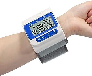 Tensiómetro de brazo Tensiómetro De Brazo - Cuidados En El Hogar De Pulsera Automático De Tipo De Presión Inteligente Portátil De Precisión Multifunción Advertencia De Baja Tensión esfigmomanómetro