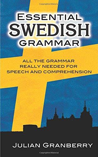Essential Swedish Grammar (Dover Language Guides Essential Grammar)