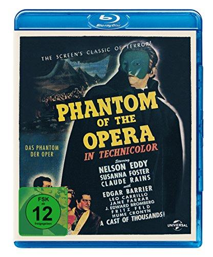 Phantom der Oper [Blu-ray]