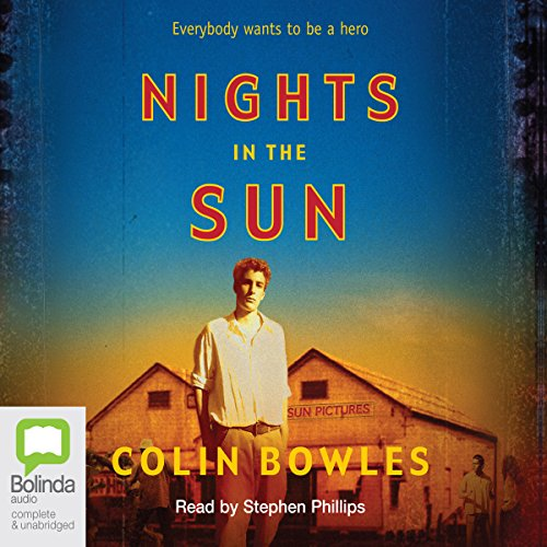 Nights in the Sun audiobook cover art