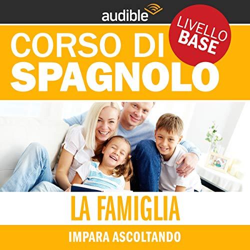 La famiglia - Impara ascoltando copertina