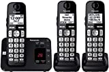 Panasonic DECT 6.0 Expandable Cordless Phone System with Answering...