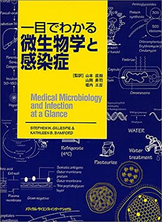 一目でわかる微生物学と感染症