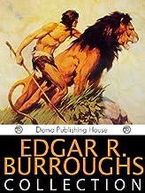 Edgar Rice Burroughs Collection, 24 Works: John Carter of Mars and Tarzan Books, A Princess of Mars, Tarzan of the Apes, R...