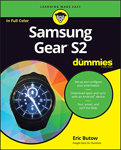 Samsung Gear S2 For Dummies (English Edition)