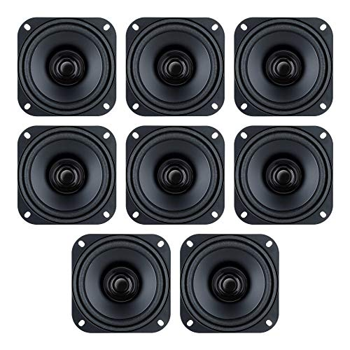 Review Of BOSS Audio Systems BRS40 4 Inch 50 Watt Max Power Dual Cone Factory Replacement Full Range...