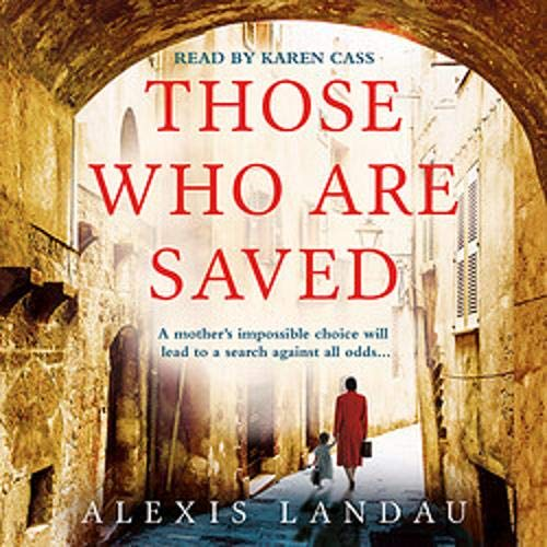 Those Who Are Saved cover art