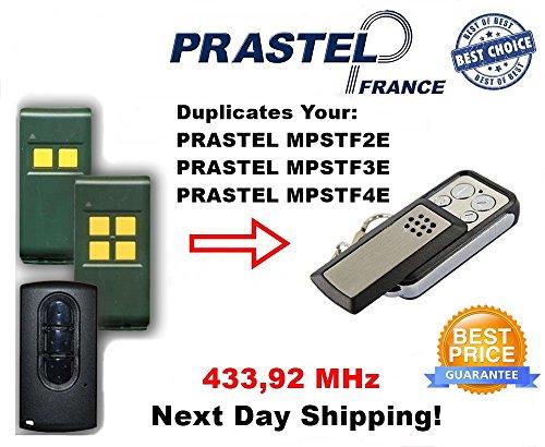 Handsender PRASTEL MPSTF3E