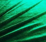 Grün Schneiderei Velvet Fabric 58