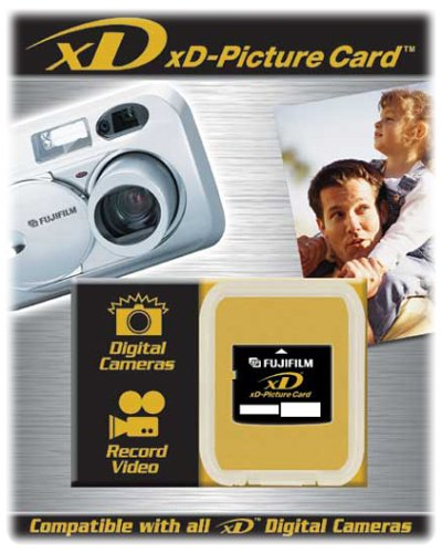 Fujifilm 1 GB xD-Picture Card Flash Media Type M (600002298)