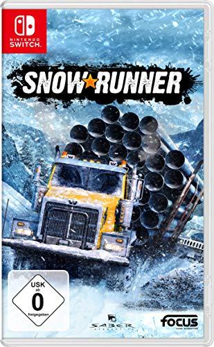 Snowrunner - [Nintendo Switch]