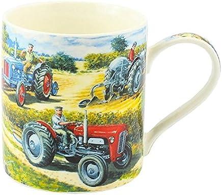 Preisvergleich für Country Life Tasse in Traktor-Form