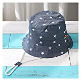 sombrero Sombrero de verano cubeta de niños sombreros de playa al aire libre sombrero de paseo caminata camping tapa de pesca dibujos animados jirafa sol sombrero niñas muchachos panama sol gorra