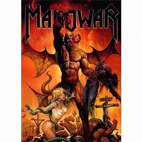 Manowar - Hell on Earth V (2 DVDs)