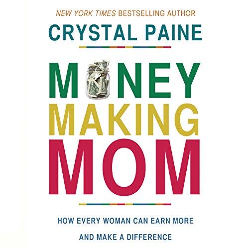Money-Making Mom cover art