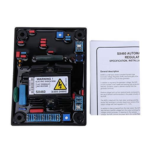 Paullice Spannungsregler-SX460-A Automatischer Spannungsregler-Controller Einphasen-AVR-Generator-Ersatzteile