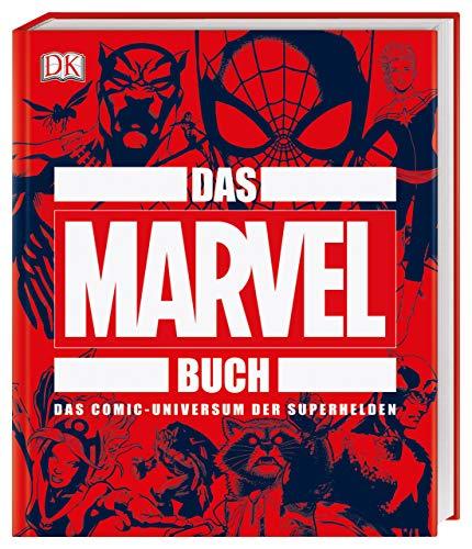 Big Ideas. Das MARVEL Buch: Das Comic-Universum  der Superhelden