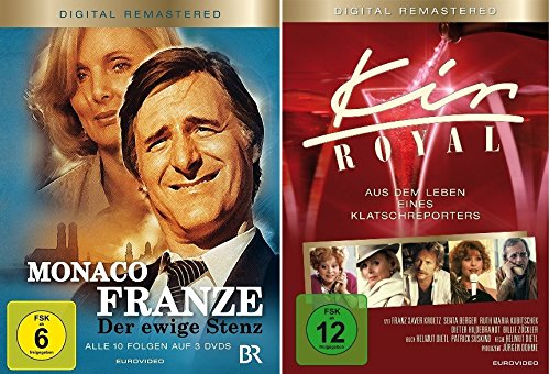 Monaco Franze + Kir Royal im Set [Blu-ray]