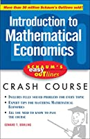 Schaum's Easy Outline Mathematical Economics