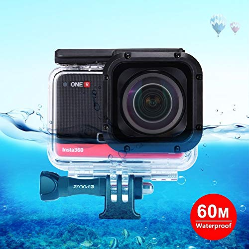HEGWE 60m Underwater Depth Diving Case Waterproof...